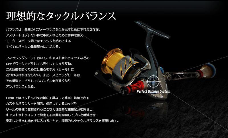 画像3: 17限定さくらリミテッドカスタムバランサー(ショートモデル) C1 タイプ
