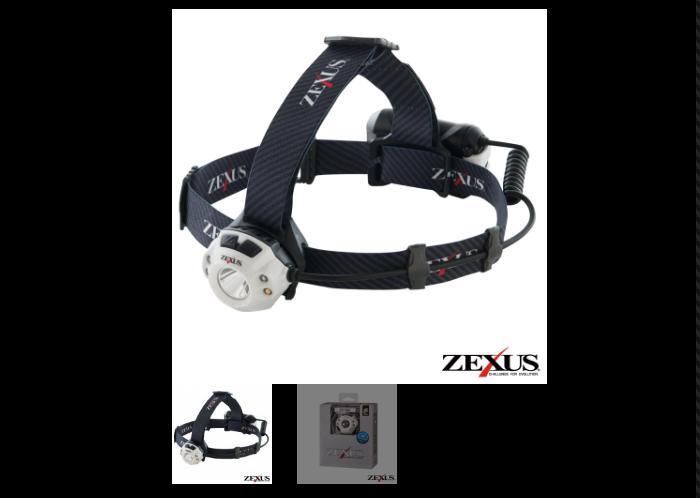 画像1: ZEXUS ZX‐R350  約400ルーメン ( 40%Off )