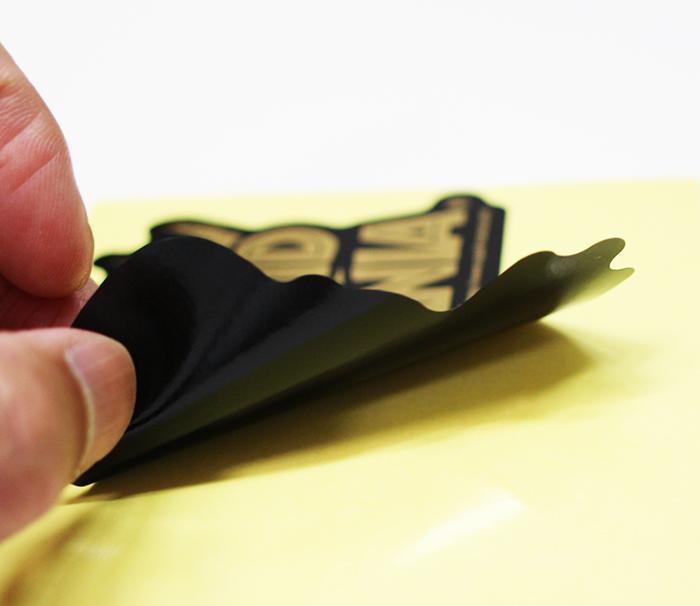 画像4: (金箔押しシール)  ゼロエボ コンセプト丸型シール W50×4種