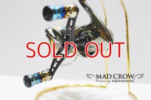 画像2:  MAD CROW 100 BLACK / Magia LTD  ファイヤー