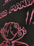 画像3: Tシャツ ロボクマ&戦闘機(ブラック/ラメPINK) (3)