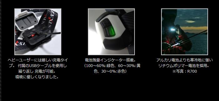 画像2: ZEXUS ZX-R260 約300ルーメン (40%Off)