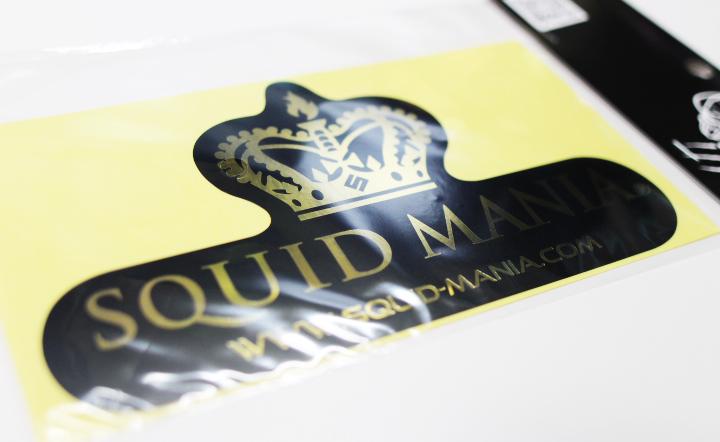 画像4: (金箔押しシール)  スクマニ王冠シール W150