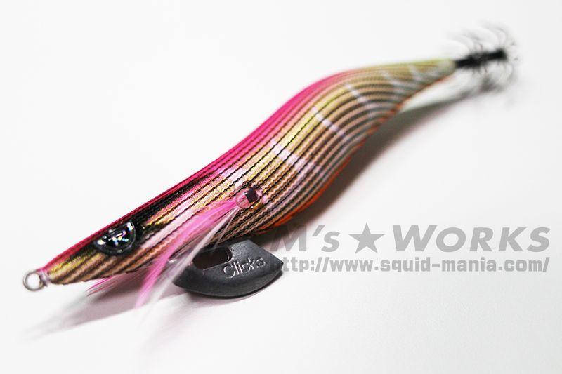 画像1: 特価3.5号DEEP / 鉄板ピンク