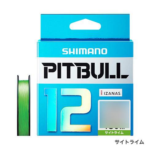 画像1: シマノ PIT BULL 12/ サイトライム (0.6-200m) 20%OFF