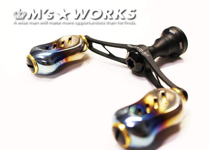 画像1: Works-Custom WING72 マットブラック (フィーノファイヤー)