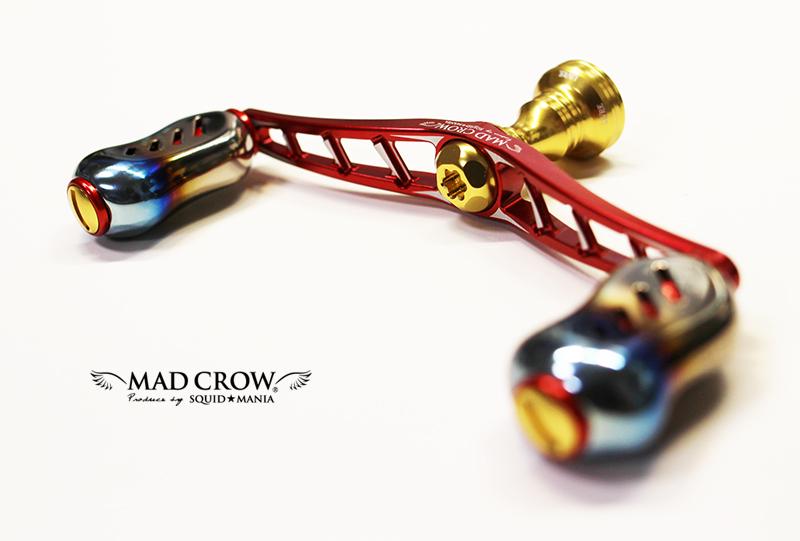 画像1: 18 MAD CROW 100 フィーノファイヤー 《 RED & GOLD 》
