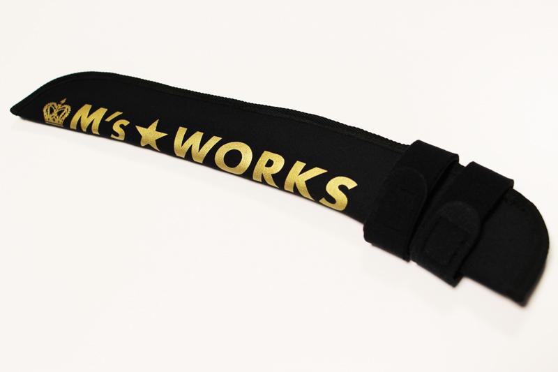 画像1: M's Works ティップカバー type-GOLD