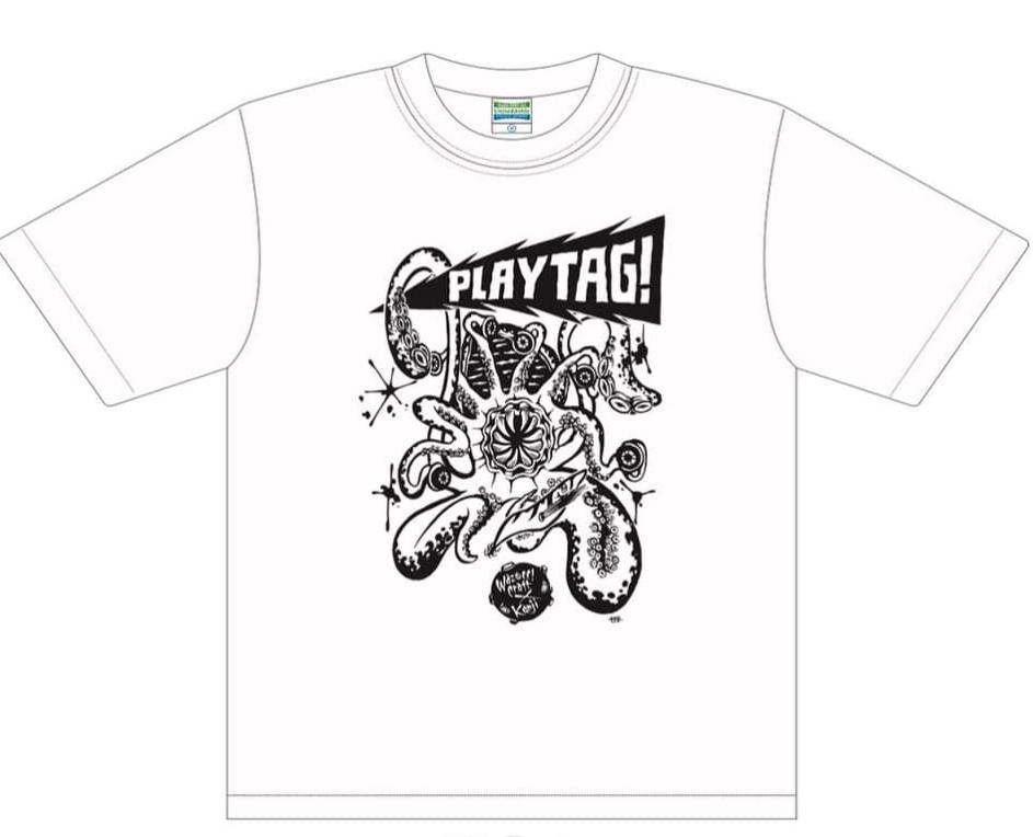画像2: Waz+ee craft×KANJI 限定コラボ Tシャツ (10%OFF)