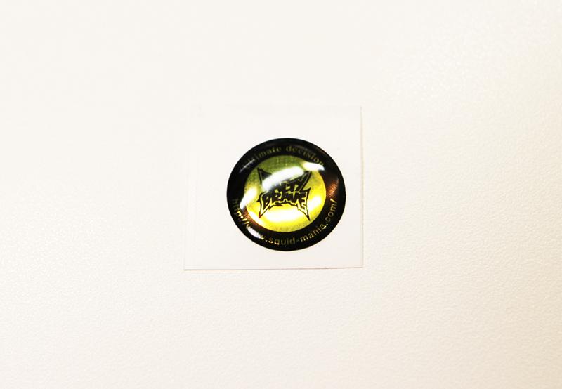 画像1: ポッティングシール / SALTY BRAVE / GOLD