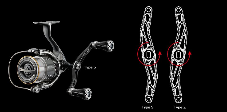 画像3: LIVRE 10thモデル スピニングカスタムハンドル100mm (15%Off)