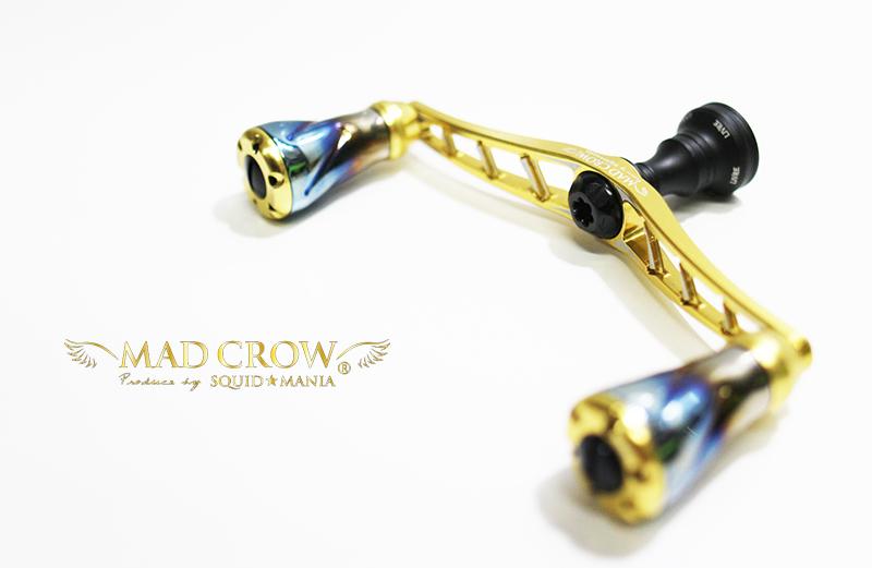 画像3: 2019限定 MAD CROW 100 GOLD×マットブラック フォルテファイヤー