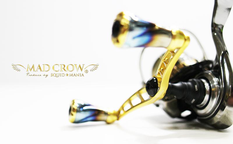画像2: 2019限定 MAD CROW 100 GOLD×マットブラック フォルテファイヤー