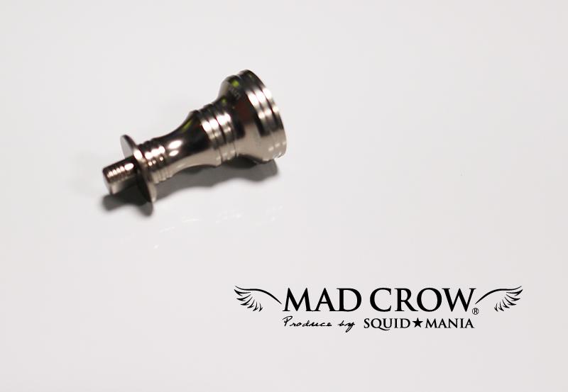 画像1: MAD CROW 100 チタンカラー スカート