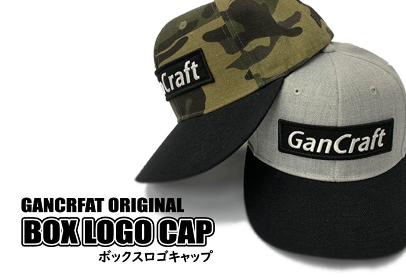 画像1: GAN CRAFT BOX LOGO CAP(15%OFF)