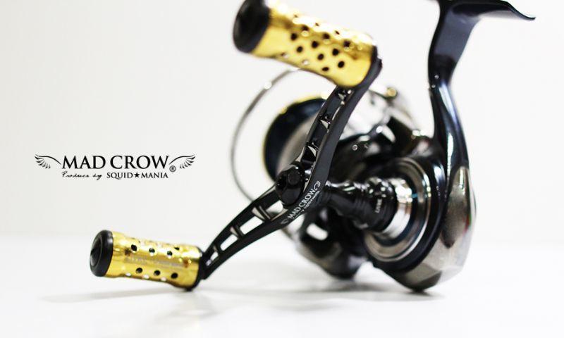 画像1:  MAD CROW 100 BLACK / Magia LIMITED  IP-24K(10%OFF)
