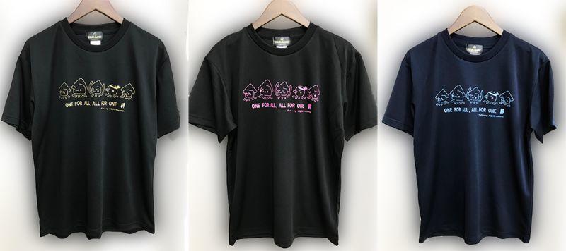 """画像1: IKATARŌ'S """"絆"""" DRY Tシャツ"""