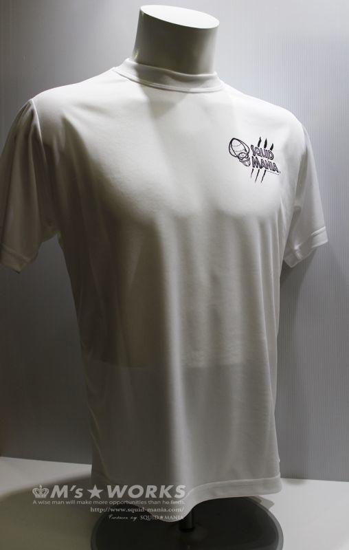 画像2: 悪ロボ!DRYシルキータッチ Tシャツ(白/黒)