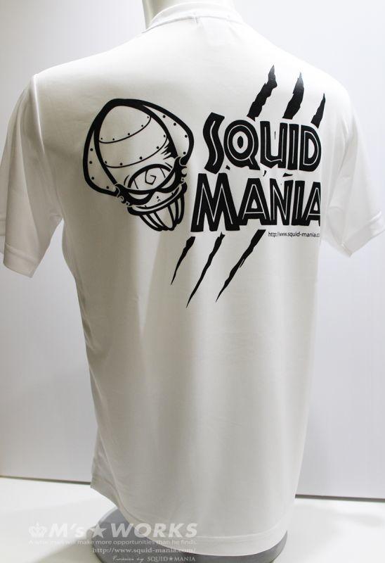 画像1: 悪ロボ!DRYシルキータッチ Tシャツ(白/黒)