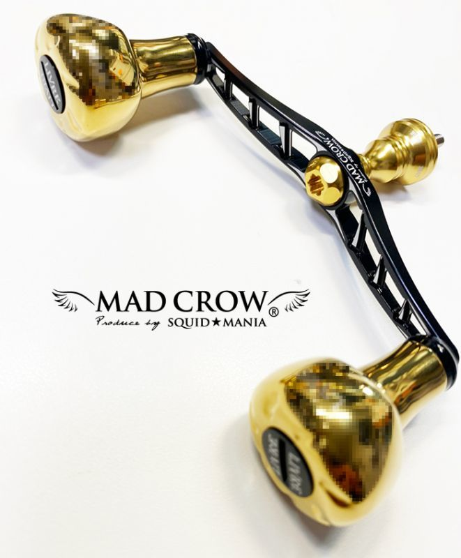 画像1: MAD CROW 100 BLACK & GOLDII